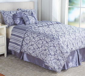 Northern Nights Jacquard Reversible 7-Piece Queen