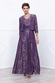 Nox Anabel Lace Embroidered A-line Dress with Jack
