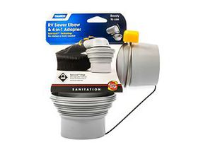 Camco RV Easy Slip Adapter
