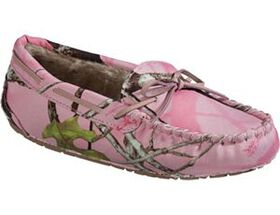 Natural Reflections® Women's Camo Tracker Slippers