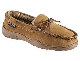 RedHead® Men's Suede Moc Slippers