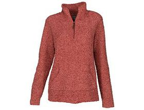 Natural Reflections® Women's 1/4-Zip Chenille Pull