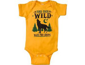Bass Pro Shops Infants' Find Your Wild Snap Shirt