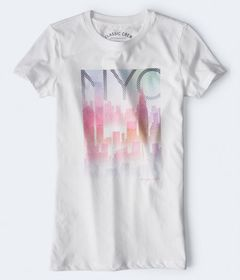 NYC Linear Cityscape Graphic Tee