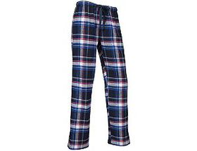 Natural Reflections™ Women's Plaid Drawstring Paja
