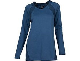 Natural Reflections® Women's Garment-Dyed V-Neck P