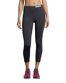 Under Armour Threadborne™ Seamless Crop Leggings