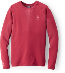 OdloPerformance Warm Crewneck Top - Women's