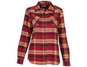 Natural Reflections® Women's Brushed Flannel Shirt