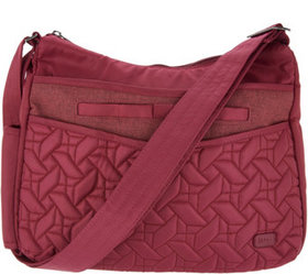 Lug Medium Crossbody - Breeze - F13343