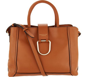 """""""As Is"""" RADLEY London Primrose Hill Leather Satche"""