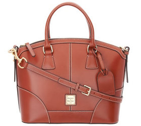 """As Is"" Dooney & Bourke Selleria Florentine Domed"