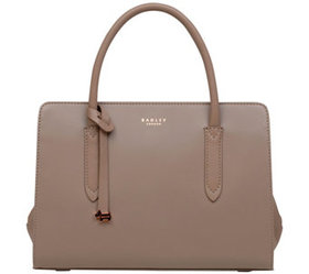 """As Is"" RADLEY London Liverpool Street Smooth Leat"