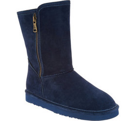 Lamo Water and Stain Resistant Suede Boots - Junip