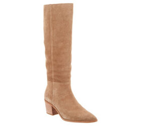 Franco Sarto Leather or Suede Tall Shaft Boots - S