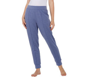 """As Is"" Cuddl Duds Comfortwear Jogger Pants - A349"
