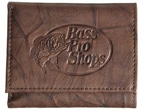 Bass Pro Shops® Montana Leather Trifold Wallets
