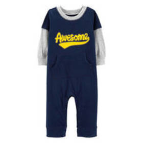 Baby Boy (3-24M) Carter's® Awesome Jumpsuit