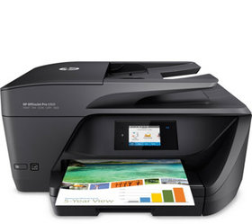 HP OfficeJet Pro 6968 All-in-One Printer with 1Mo.