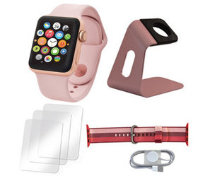 Apple Watch Series 3 42mm with Extra Nylon Band an