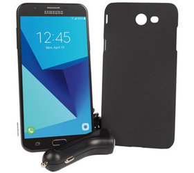"""Simple Mobile Samsung Galaxy J7 Sky Pro 5.5"""" with"""