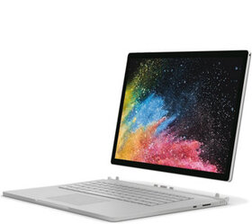 """Microsoft Surface Book 2 15"""" Touch 2-in-1 - i7,16G"""