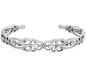 Carolyn Pollack Sterling Silver Country Couture Cu