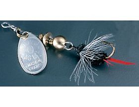 Mepps® Silver-Bladed Spin Flies