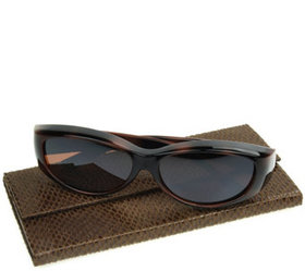 Haven Fits Over Flirty Flower Sunglasses with Prot