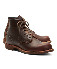 Red Wing for Brooks Brothers 4522 Brown Pebble Lea