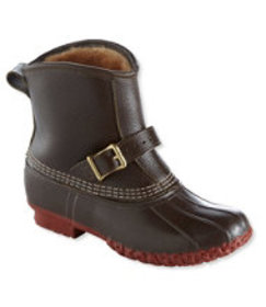 Women's Small Batch Tumbled-Leather L.L.Bean Boots