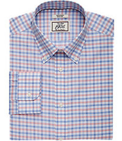 1905 Collection Slim Fit Button-Down Collar Bold P
