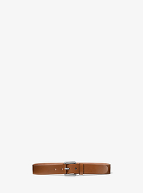 michael kors collection Leather Belt
