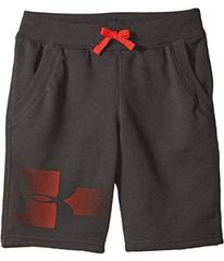 Under Armour Charcoal/Radio Red