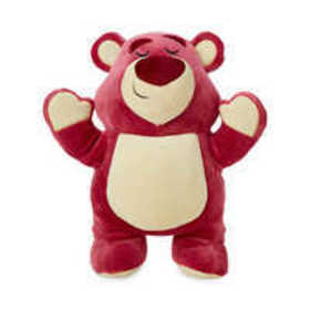 Lotso Cuddleez Plush - Toy Story 3 - Medium - 13''