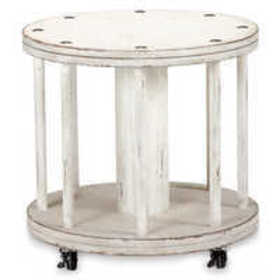 Mickey Mouse Film Canister Side Table by Ethan All