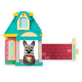 Jock Starter Home Playset - Disney Furrytale frien