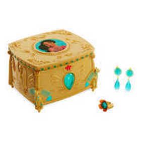 Elena of Avalor Lights of Enchantment Jewelry Box