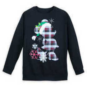 Minnie Mouse Holiday Sweatshirt for Women