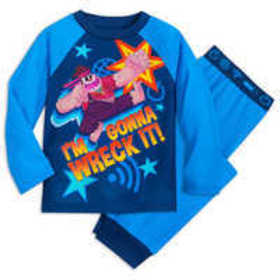 Wreck-It Ralph Pajama Set for Kids
