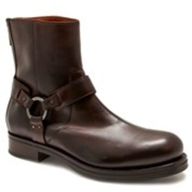 FRYE Frye Carter Harness Mens Leather Boots