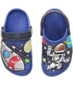 Crocs Kids Fun Lab Space Exp Lights Clog (Toddler\
