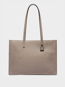 COMMUTER LARGE MICROSTUD TOTE