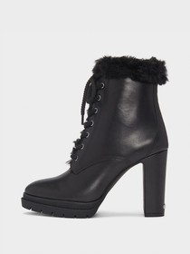 DARCY LACE-UP BOOTIE
