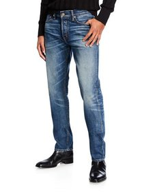 TOM FORD Men's Straight-Fit Jeans