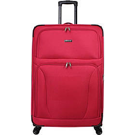 "Embarque 30"" Lightweight Checked Spinner Luggage"
