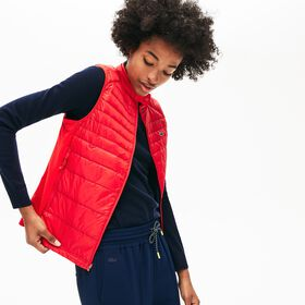 Women's SPORT Water-Resistant Quilted Technical Go