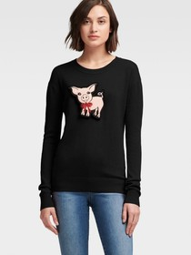 YEAR OF THE PIG PULLOVER