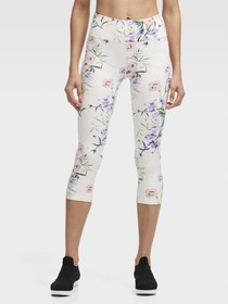 Blossom High-Waisted Cropped Tight