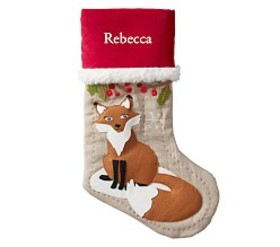 Fox Woodland Stocking